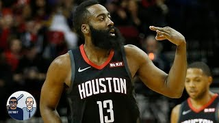 James Harden's 50 points vs. Lakers a turning point for Rockets? | Jalen & Jacoby