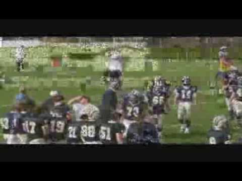 Cameron Grothe Alaska Football Kicker Soldotna High School vs Kodiak 9 17 11