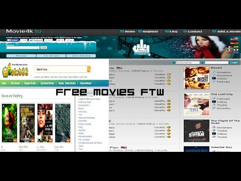 2 Great Websites To Watch Free Movies and TV Shows