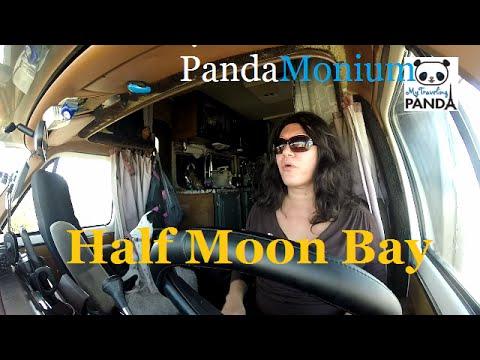 Rv Living Vlog: Leaving Pescadero State Beach Headed to Half Moon Bay &  Pacifica