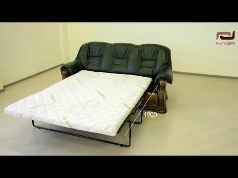 Белорусская мебель в Казахстане — Пинскдрев, набор Консул 23