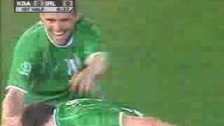 Ireland World cup 2002