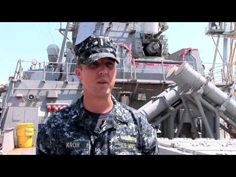 US Navy Autonomous unmanned Swarm Boats