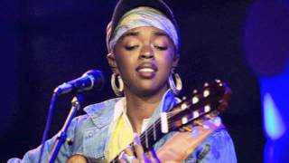 Lauryn Hill - So much things to say MTV Unplugged 2.0