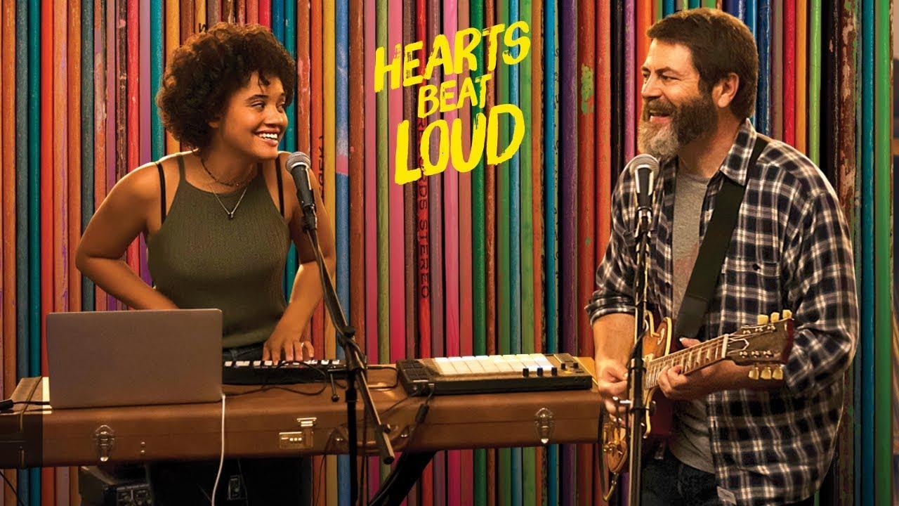 Download Nick Offerman & Kiersey Clemons Live Performance in Hearts Beat Loud
