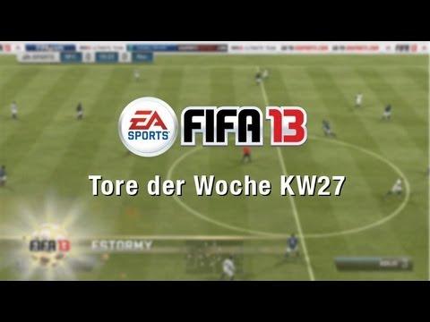 FIFA 13 - Tore der Woche - KW 27