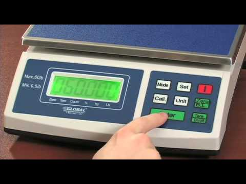 Electronic Parts Counting Scale