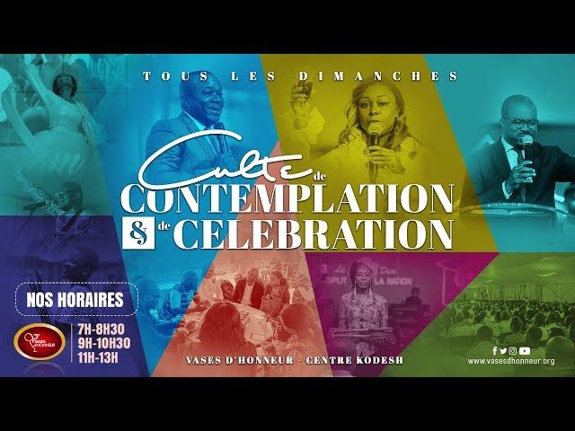Le Contentement (fin) | Pasteur Mohammed Sanogo | 2e culte du week end 15/12/2019