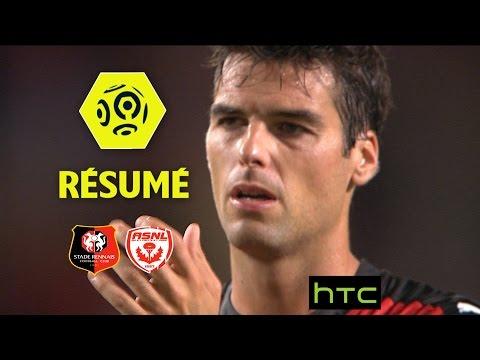 Stade Rennais FC - AS Nancy Lorraine (2-0)  - Résumé - (SRFC - ASNL) / 2016-17