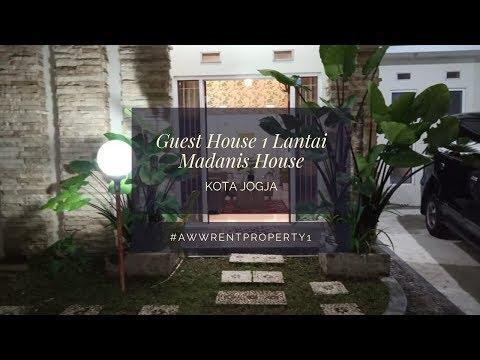 sewa-guest-house-1-lantai,-madanis-house,-di-kota-jogja---#awwrentproperty1