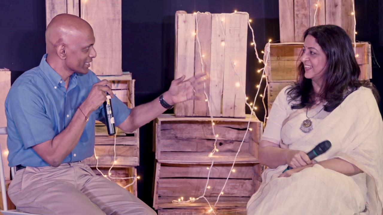 Unlocking the power of community for girls' education | Safeena Husain | TEDxBangaloreSalon