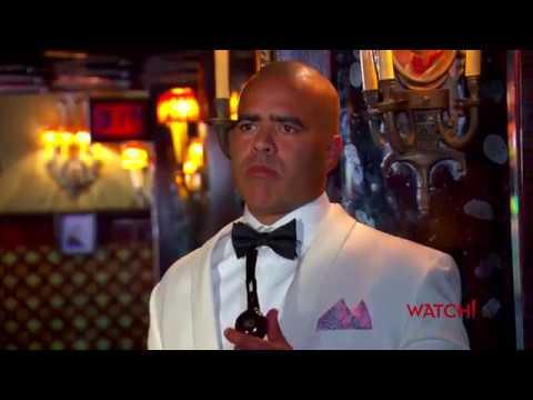 Chris Jackson Suits Up