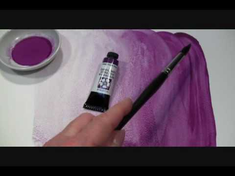 DANIEL SMITH Cobalt Violet Deep Watercolor