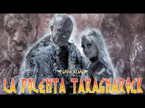 Nanowar Of Steel - La Polenta Taragnarock (Official Video) feat. Giorgio Mastrota