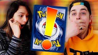 super zeldzame kaart pokemon kaarten challenge 4
