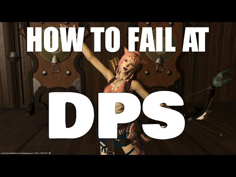 How to Fail at DPS [FFXIV Funny]
