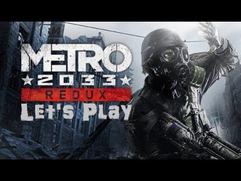 Metro 2033 Redux #10 Die Waffenkammer - Gameplay PC - Deutsch/German
