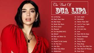 DuaLipa Greatest Hits 2021 - DuaLipa Best Songs Full Album 2021 - DuaLipa New Popular Songs
