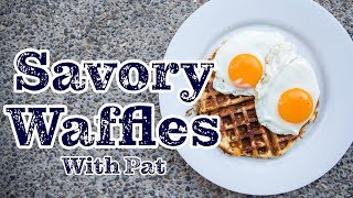 Savory Waffles with Pat Lemieux
