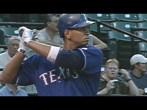 TEX@BAL: A-Rod hits 49th, 50th homers of 2002 season
