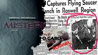 Programa Mistério o caso Roswell!!!