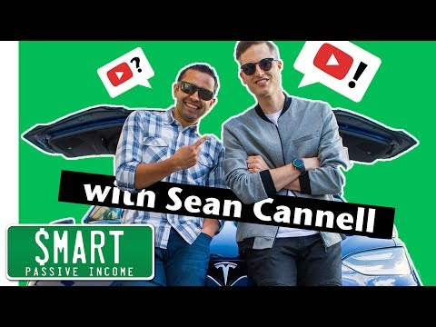 How to Grow Your YouTube Channel & Business w/ Sean Cannell [Tactics in a Tesla]