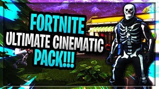 Free To Use Fortnite Ultimate Cinematic Pack 1080p 60FPS