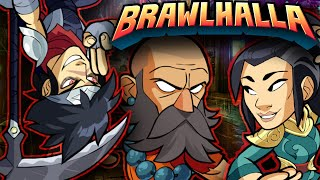 BRAWLHALLA Online Game play #21 for (Nintendo Switch)