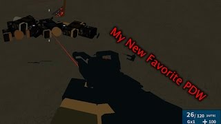 Roblox Phantom Forces - My New Favorite PDW