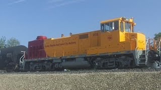 Brand New Crandic Switcher & Slug, Rock Island, IL