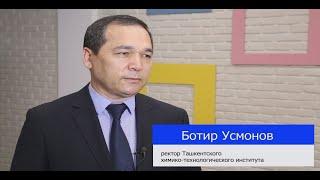 Визит ректора Ташкентского института в ГрГУ имени Янки Купалы
