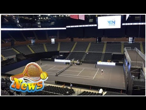 Atp new york - main draw: anderson, querrey and isner are the favorites