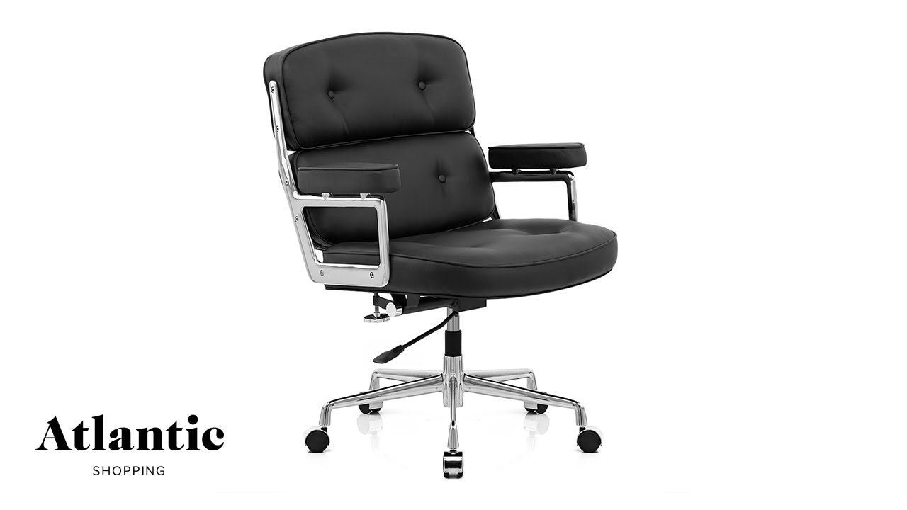 Eames Style Lobby Office Chair