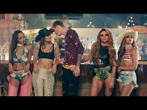 No More Sad Songs 再無傷心歌 - Little Mix 混合甜心 Ft. Machine Gun Kelly 機械凱力 中文字幕/歌詞
