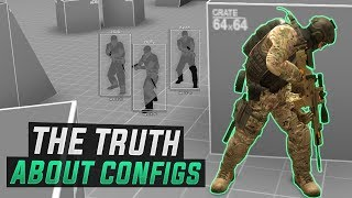 Download lagu CS GO Cheats The Truth About Config Part2 MP3