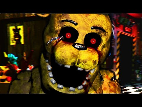 FREDDYS NEVER BEFORE SEEN RITUAL AREA   | Five Nights at F