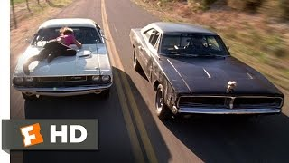 Death Proof (9/10) Movie CLIP - High-Speed Chase (2007) HD