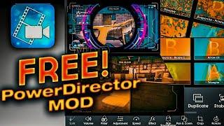Power director Latest Mod Apk 2020 : DIY GURUJI : Best Video Editing Software 2020