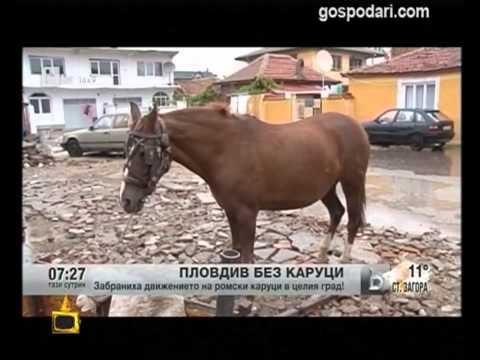 Улици без каруци / Кон бе , кон
