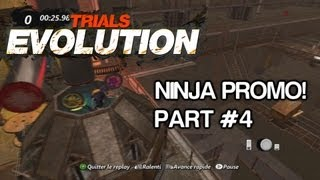 Trials Evolution - Ninja Promo! - Part #4