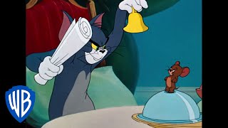 Tom & Jerry | The Role Reversal | Classic Cartoon | WB Kids