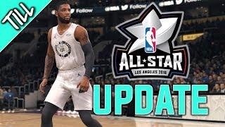 Nba Live 18 - All Star Content (Nba Live 18 Update)