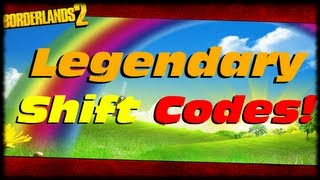Borderlands 2 Legendary Shift Codes & Unexpired Golden Keys & More!!! Free Legendary's For Everyone!