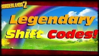 Repeat youtube video Borderlands 2 Legendary Shift Codes & Unexpired Golden Keys & More!!! Free Legendary's For Everyone!