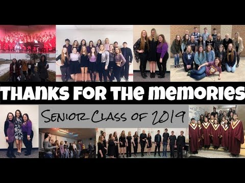 Dover-Eyota Concert Choir - Senior Class Of 2019