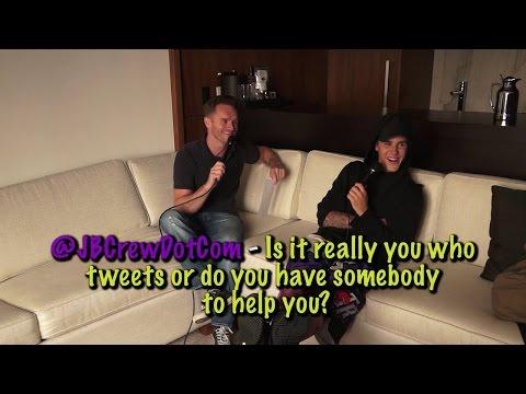 Justin Bieber Interview with Syke on 106.1BLI - September 9, 2015 [UozekkGlopbolt]