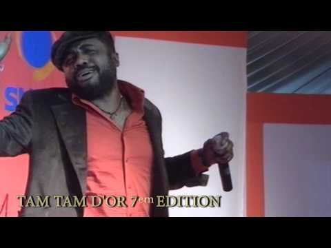 HAROLD NGANGA/TAM TAM D'OR/IMAGES TELE CONGO/BRAZZAVILLE