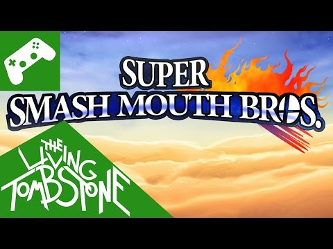 The Living Tombstone  Super Smash Mouth Bros  FREE DOWNLOAD SSB4 Remix