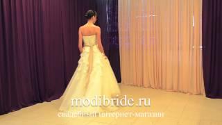 Платье Merri Виола - www.modibride.ru Свадебный Интернет-магазин