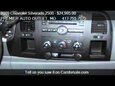 2009 Chevrolet Silverado 2500 Work Truck - for sale in ROGER